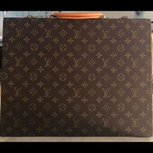 Louis Vuitton President Classeur Attaché Case